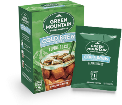 cold brew coffee | green mountain coffee roasters<sup>®</sup>